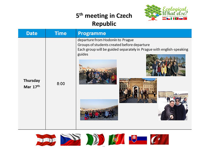 programme Czech Republic