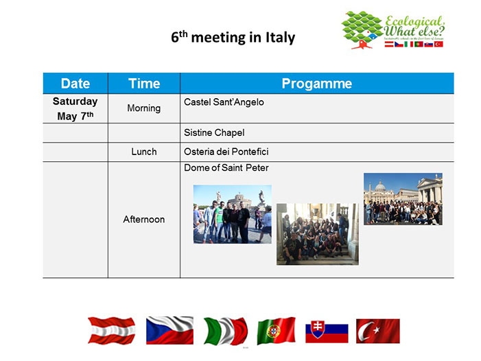 programme Italy