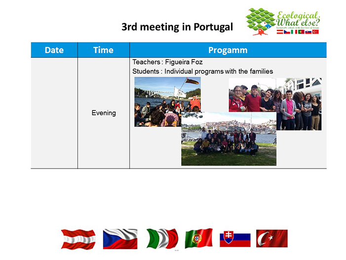 programme Portugal